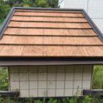 屋根と壁 保水建材