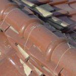瓦屋根を地震被害から防ぐ!点検時、旧工法の見分け方はこれです!!