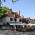 ドイツの屋根 平らな屋根材でも通気構法となっています! 長寿命住宅にはお勧めです!