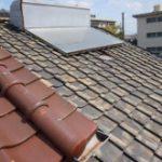屋根 雨漏り修理 ③ 葺き替え後 (碧南)