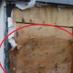 外壁:モルタル直張り構法(サッシ廻り・クラックから)の雨水浸入現場です!!【雨漏り事例】