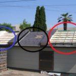 各種屋根材の比較実験を行いました! 実験の概要です!