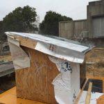 下葺き材の防水性能試験  屋根・壁