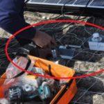太陽光パネル設置 大波スレート屋根 アスベスト対策