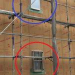 建設現場で発見した雨漏りのたね!見逃せない施工ミス、ご注意ください!