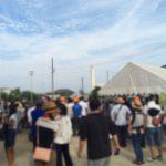 地元の町内会の夏祭り!大人も子供も大盛り上がり‼︎