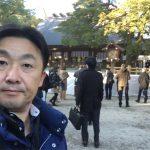 今年も家族で熱田神宮にお詣りできました。感謝です!