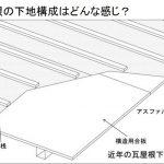 ~瓦屋根の下はどうなっているの? Q034~ 図解 屋根に関するQ&A