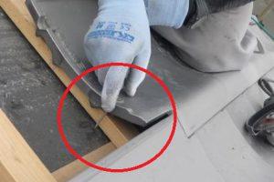 安全・安心な工法(防水性・耐震性)で施工しています!