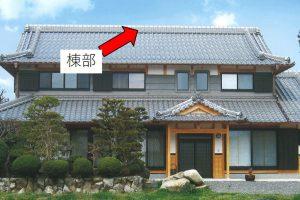 棟瓦のあれこれ【日本瓦によるこだわりデザイン】