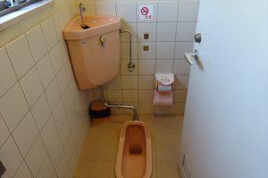 和式トイレを洋式トイレに交換してみた!恐る恐るのぞいたけど、きれいに交換できますよ~!