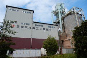 シャモット工場