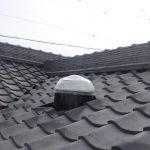 メッセナゴヤ2017に出展決定!! スカイライトチューブ工事 土葺き屋根も設置可能!!の巻