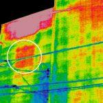 雨漏り調査で使用している赤外線サーモグラフィーでは、断熱材欠損の有無も調査できます!