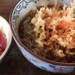 桜えびのサクサク天ぷら
