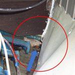 瓦屋根の雨漏り 複雑な谷部の補修の巻! 谷部は板金なので、メンテナンスが必要です!