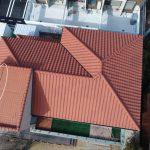 ドローンによる屋根点検、始めました! お気軽にお問い合わせください!