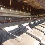 瓦屋根のしっくい工事で、雨漏りが悪化する場合もあります!瓦屋さんに依頼しましょう!