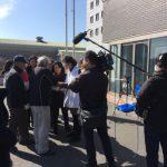 かわら割道場TV取材を受けました! 3月25日15:00~【サンデージャーナル】テレビ愛知
