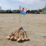 大人気の高浜市二池町町内会グラウンドゴルフ大会が開催されました