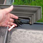 雨樋掃除をDIYする前に「作業の安全確保」ができるか、きちんと確認しよう。