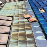 瓦屋根・銅板葺の雨漏り 葺き直し・カバー工法での補修事例【愛知県名古屋市】