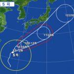 今年初の台風接近中。シーズン前にやっておきたい安心のための準備を教えます!