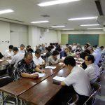 NPO法人高浜南部まちづくり協議会6月理事会に出席して、少しモメマシタ