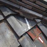 モニエル製屋根材が割れた時の応急処置、参考にしてください!