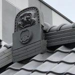 高浜市役所が新しく生まれ変わりました・・・。会議棟は三州瓦が目立ってますねー(^o^)/