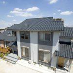 日本瓦屋根の棟部/冠1本伏せ(耐震性の高い)の仕上がりをご紹介します!