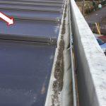 屋根勾配0.5寸・金属立平葺きのルーフィングに関して検討しました!