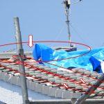 大阪府北部地震でラバーロック工法を検証!3棟中3棟とも被害発生!!お勧めできないですよ!