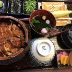 お盆休みに神谷家一同がそろったので竹善さんで食事会をしました