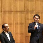 愛知県議会議員 杉浦たかしげ後援会総会が開催されましたよ