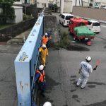 台風21号接近 見えないところで市民の生命と財産を守って昼夜問わず活動している高浜市消防団!!