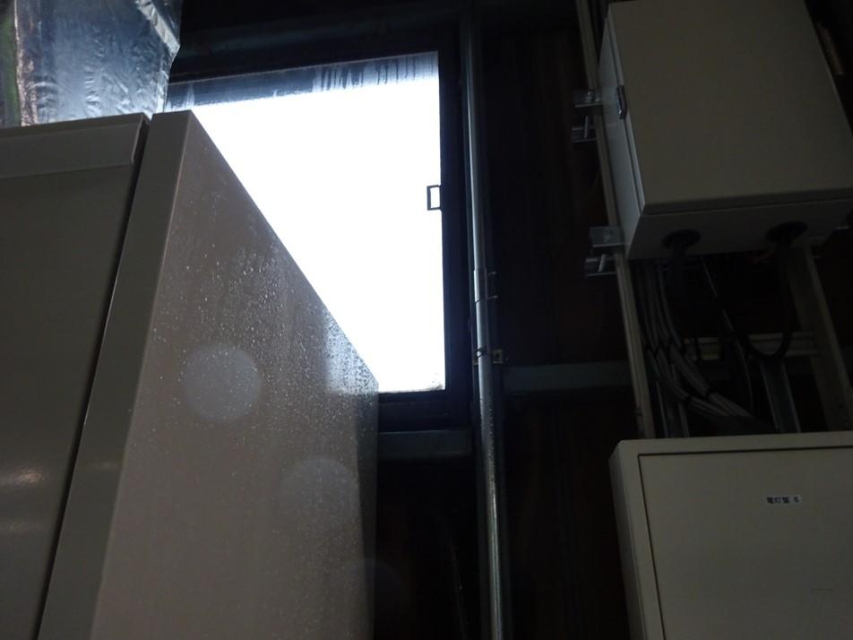 台風対策に養生テープを窓ガラスに貼ると ...