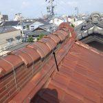 瓦屋根の銅線(おおまわし)って、意味があるの?飛散防止の効果あり!