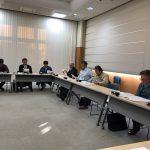 愛知県陶器瓦工業組合 役員会合同全員懇談会が開催されました