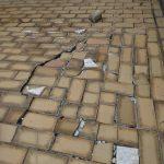 建物がこわれすぎていると雨漏り調査ができない場合もあります!