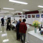 高浜市南部第2ふれあいプラザ 文化展 プラザ内の展示等のご紹介です
