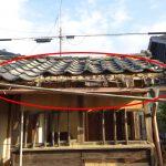 空き家の屋根が危険!台風でこわれる前に養生・補修しましょう!