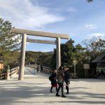 伊勢神宮外宮・内宮と伏見稲荷大社に旧暦の新年過ぎてから参拝にいきました