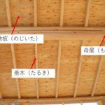 垂木(たるき)ってなに? 屋根の用語・Q&A