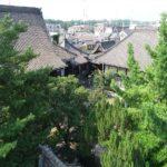 由緒あるお寺の屋根をドローンで撮影点検しました やはり見えにくいところが見えますね(^o^)/