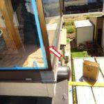 現場組み立ての窓からの雨漏り シーリング修理【愛知県高浜市】