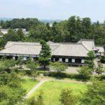 木造復元天守・掛川城 瓦屋根も立派でした!