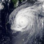 台風はますます強力に!温暖化が原因?