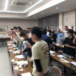 二池町祭礼顔合わせ会に参加しました (^o^)/