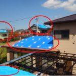 令和1年台風15号の屋根被害視察報告書が公開されました!